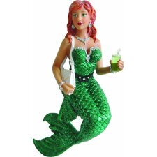 Soda Mermaid Figurine