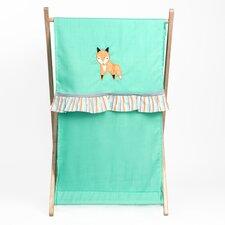 Friendly Fox Laundry Hamper