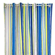 Rockstar Cotton Shower Curtain