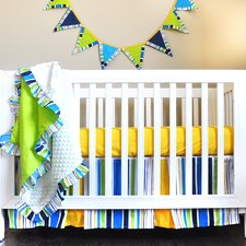 Simply Bold 4-Piece Crib Bedding Set