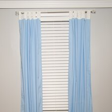 Maddox Monkey Cotton Blend Curtain Panel