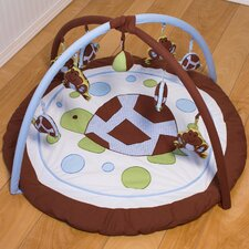 Mr. and Mrs. Pond Play Gym