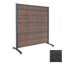 Wicker Outdoor Partition