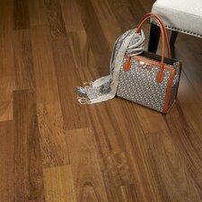 "5"" Solid Jatoba Hardwood Flooring in Cherry"