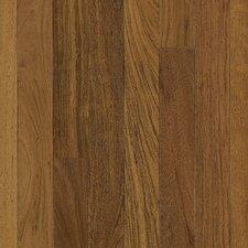 "3-1/4"" Solid Jatoba Hardwood Flooring in Cherry"