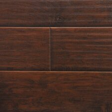 """0.48"""" x 2"""" x 96"""" Midnight Hickory Stairnose in Smooth"""