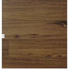 """5"""" x 48"""" x 12.3mm Laminate in Red Ancient Pine (Set of 4)"""