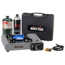 Multi-Fuel Burner