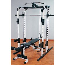 Caribou III Smith Machine with Dip
