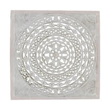 All Carved Square Wall Art