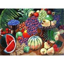 Fruits Tile Wall Decor