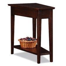 Chocolate Oak End Table
