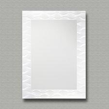 ReflectU Wave Decorative Wall Mirror