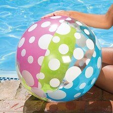 6-Panel Inflatable Beach Ball Swimming Pool Toy