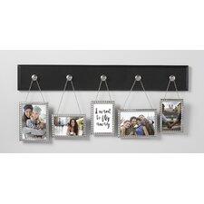 6 Piece Hanging Pendant Picture Frame Set