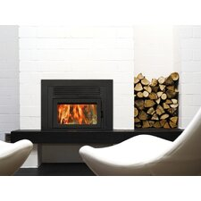 Volcano Plus Wood Burning Fireplace