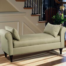 Belle Meade Roll Arm Bench