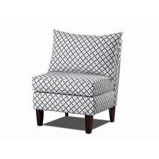 Whitby Straight Back Slipper Chair