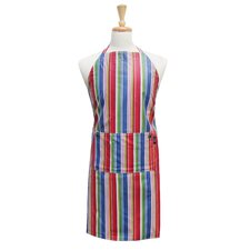 Groovy Stripe Adult Chef Apron