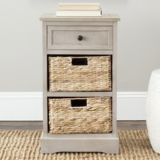 Storage End Table