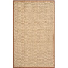 Colchester Natural / Brown Area Rug