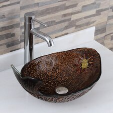Elite Atlantic Whale Vessel Bathroom Sink