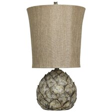 Auckland 31.5'' Table Lamp with Drum Shade