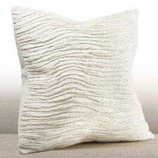 Belin Brushed Wool Throw Pillow