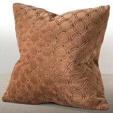 Meridian Velvet Luxury Throw Pillow