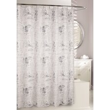 Enchanted Fabric Shower Curtain