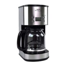"Kung Fu ""Master"" 12 Cup Coffee Maker"
