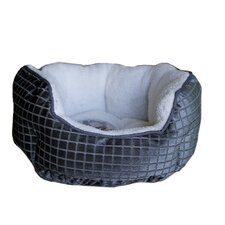 Square Cuddler Dog Bed