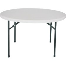 "47"" Round Folding Table"