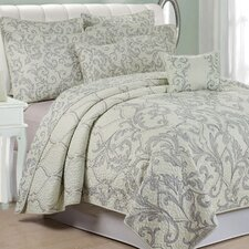 Marisol 7 Piece Quilted Bed Spread Set