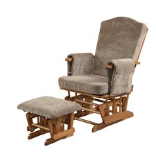 Ashdown Glider and Footstool