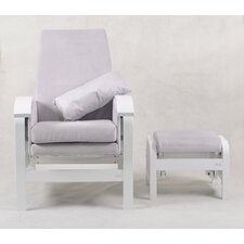 Rosewell Glider and Footstool