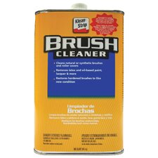 1 Quart Brush Cleaner California Approved QBC12C (Set of 6)