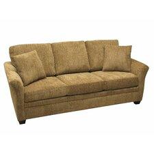"Emporia Sleeper Sofa with 5"" Memory Foam Mattress"