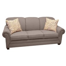 "Sleeper Sofa with 6"" Hybrid Memory Foam Mattress"