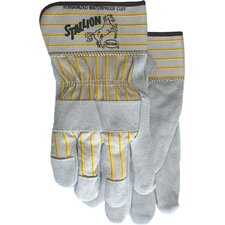 Large The Stallion® Split Leather Gloves