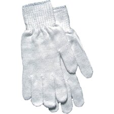 Women's Reversible String Knit Gloves