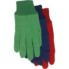 Children's Assorted Jersey Gloves (Set of 12)