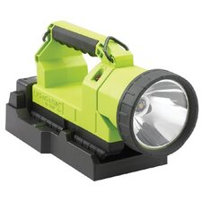Bright Star - Lighthawk Led Rechargeable Lanterns 4-Cell Led Lighthawk-Hi-Vis Green W/120V Ac Char: 120-07912