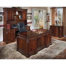 Balmoor 4-Piece Standard Desk Office Suite