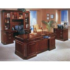 Oxmoor 4-Piece Standard Desk Office Suite