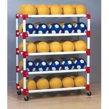 Balll Wall Ball Cart