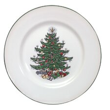 Original Christmas Tree Traditional 20 Piece Place Setting