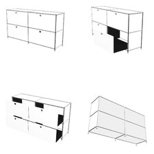 SYSTEM4 Elite 4-Drawer Lateral File