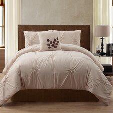 London 4 Piece Comforter Set