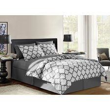 Galaxy 6 Piece Twin XL Comforter Set